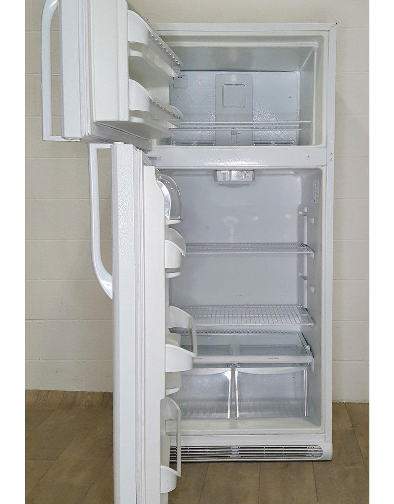 East York Fridgidaire fridge freezer - white right hand door