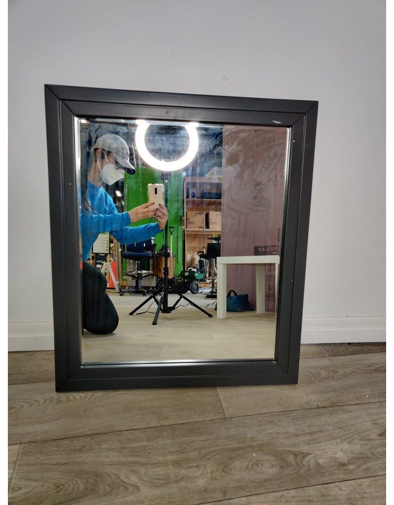 Markham West Framed Mirror