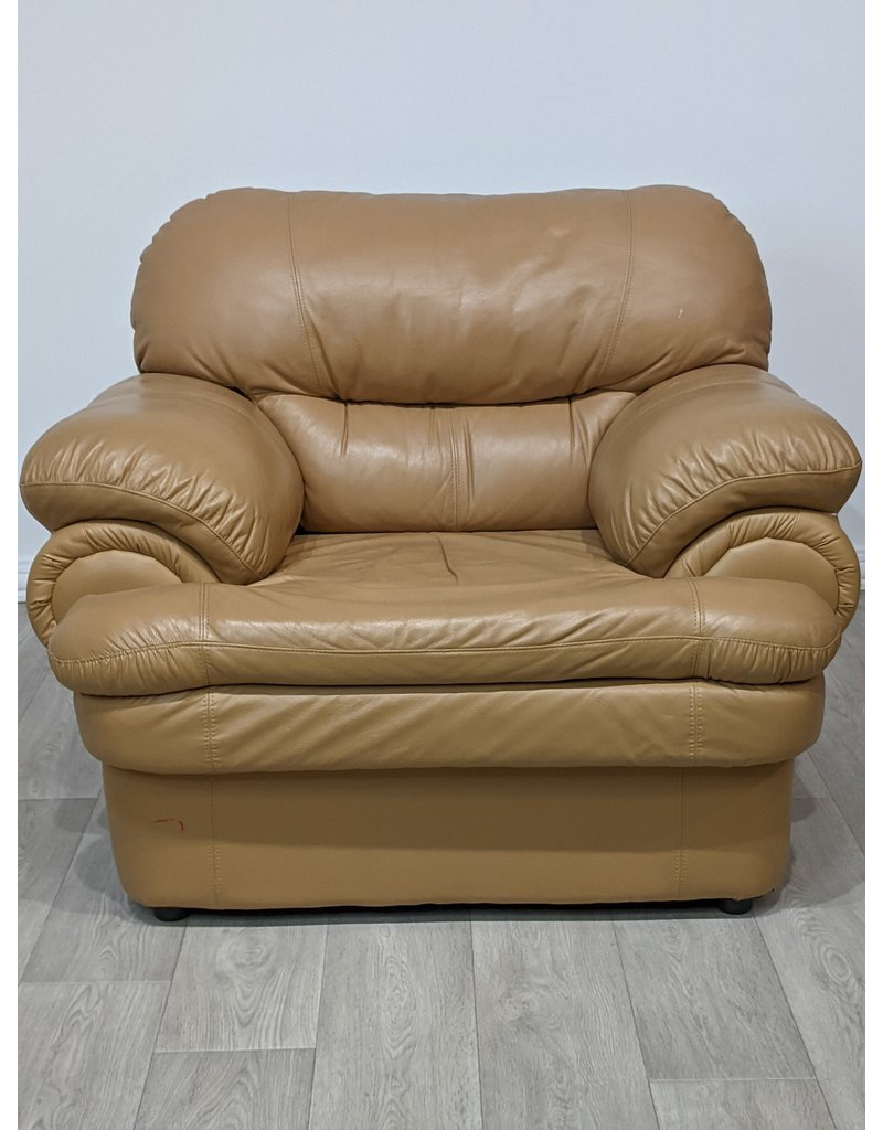 Newmarket Faux Leather Chair