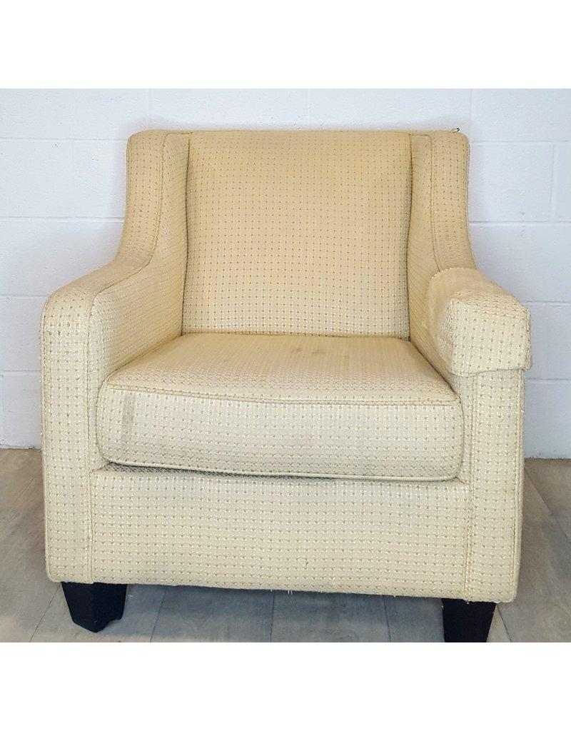 East York Beige arm chair