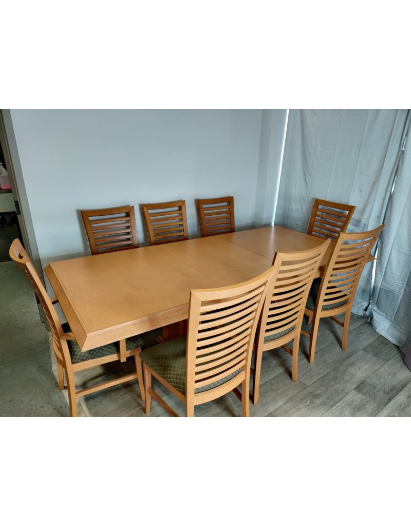 Large Dining Table With 8 Chairs Habitat For Humanity Restore