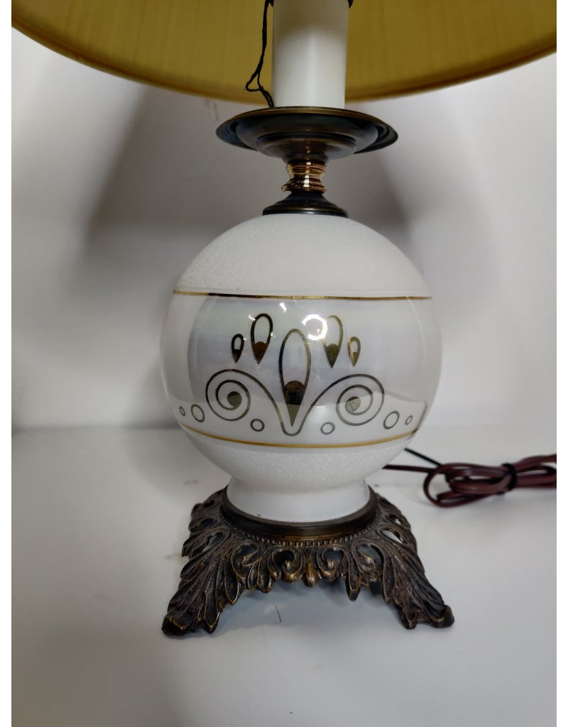 Markham West Glass Lamp