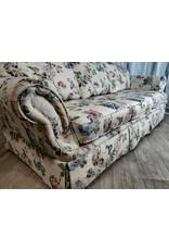 Markham West Floral Sofa