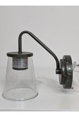 Newmarket Bubble Glass Sconce
