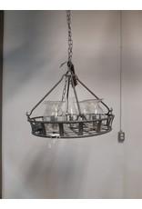 Etobicoke Cottage Style Chandelier