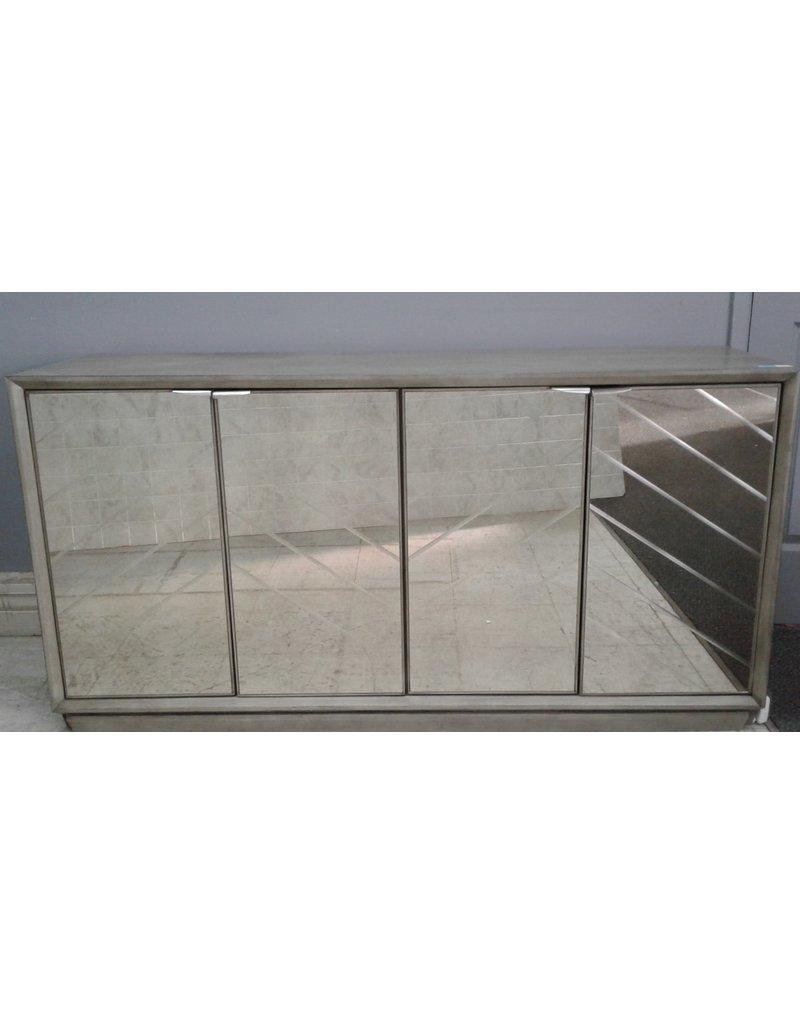 Brampton Glass Credenza