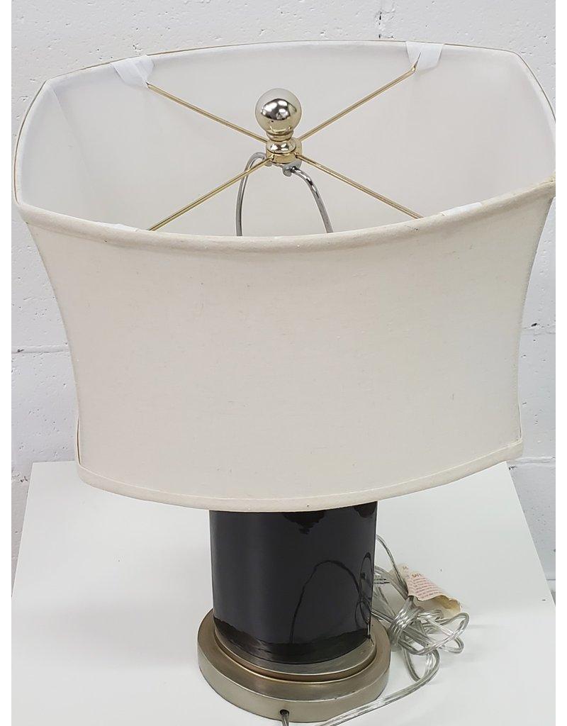 North York Black Table Lamp