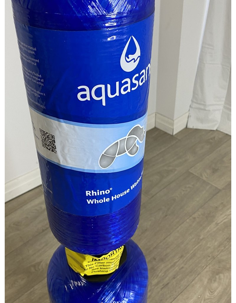Markham West Aquasana Replacement Tank for 10-Year, 1,000,000 Gallon Whole House Water Filter System