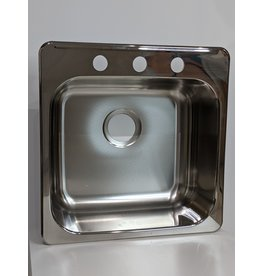 Newmarket Stainless Single Sink