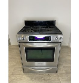 Markham West Kitchenaid Stainless Steel Gas Stove