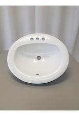 Scarborough Ceramic Bathroom Sink