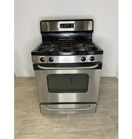 Markham West GE Stainless Steel Gas Stove