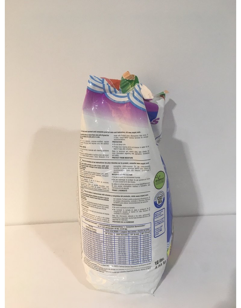 """Etobicoke Mapei Keracolor S """"Belotta"""" Sanded Grout with Polymer"""