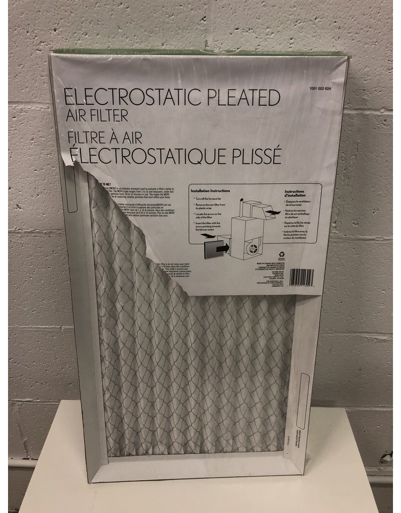 North York Electrostatic Pleated Air Filter