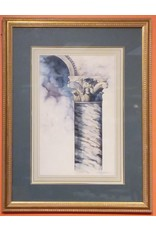 Vaughan Framed Architectural Art Print
