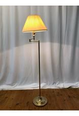 Scarborough Gold Floor Lamp