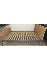 East York Braided Wicker Bed Frame