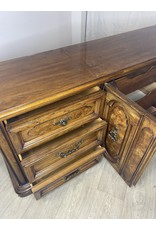 Markham West 9 Drawer Wood Dresser