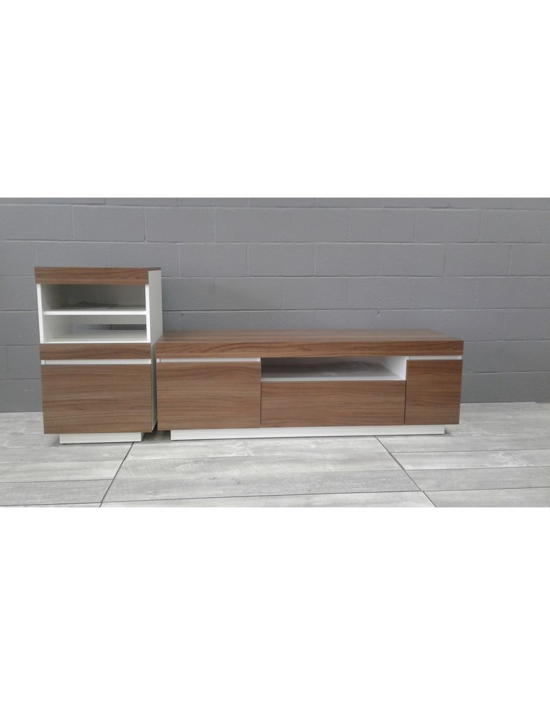 Brampton 2-Piece Entertainment Set