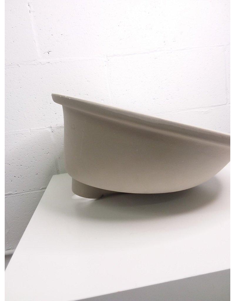 """North York 19 1/2"""" Round Undermount Sink"""