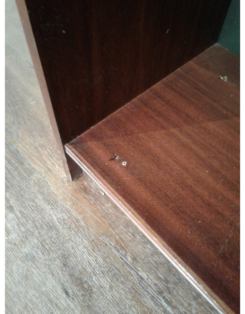 Woodbridge Brown End Table with Drawer