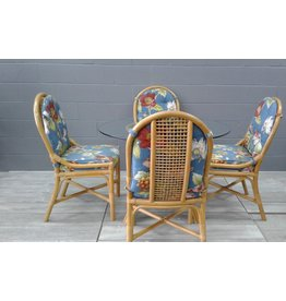 Brampton Wicker/Rattan Dining Set