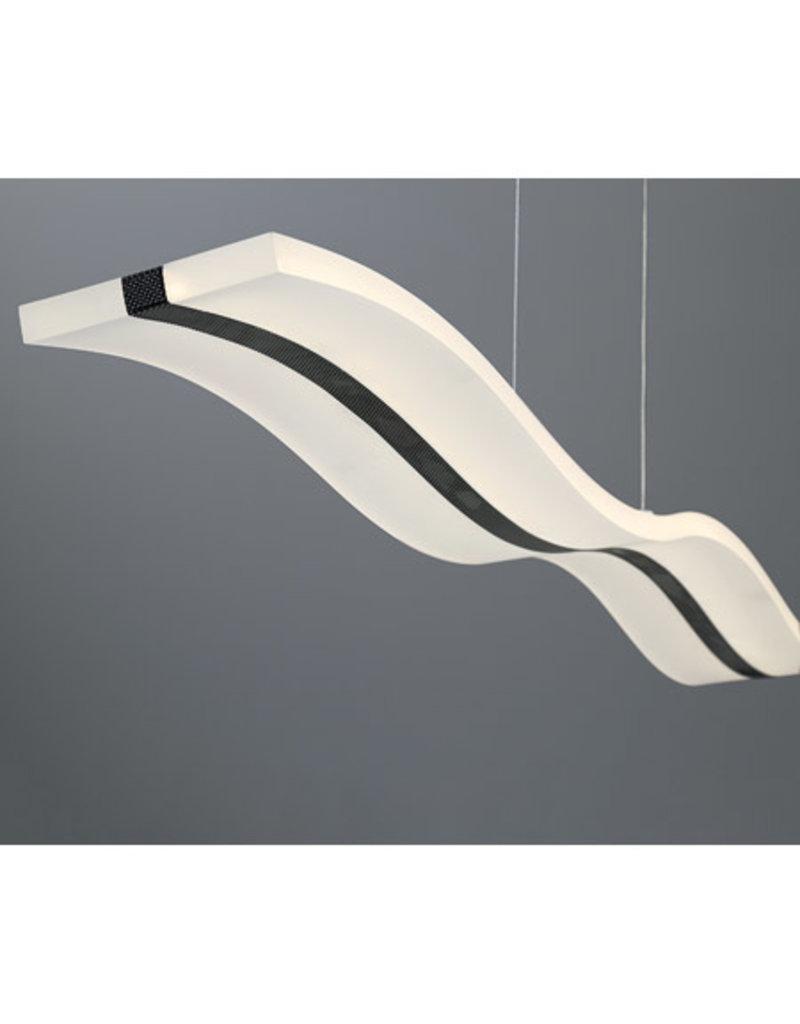 Studio District Eurofase High Tide LED Black Pendant