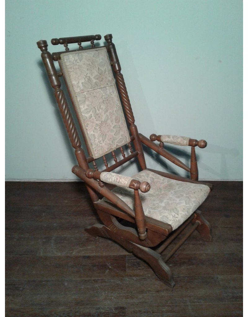 Woodbridge Antique Rocking Chair