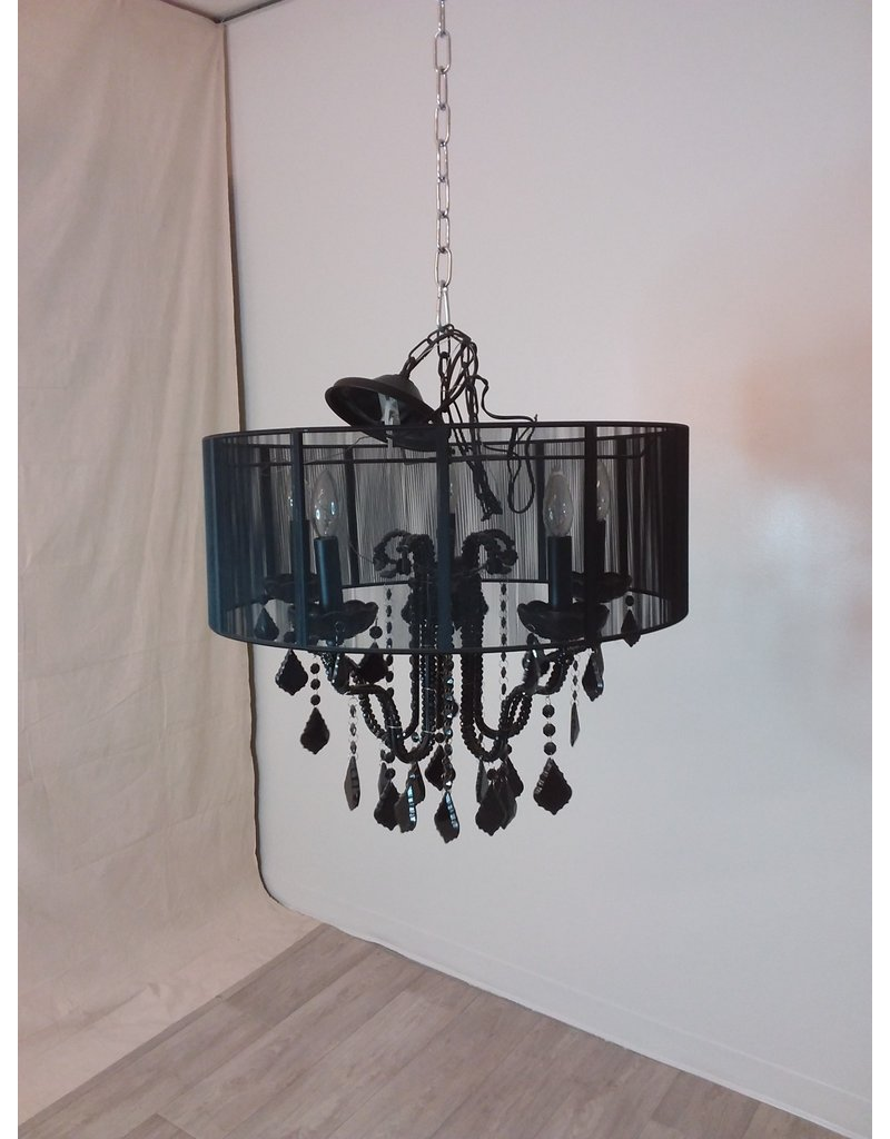 Vaughan Black chandelier