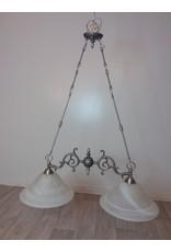 Vaughan 2 light chandelier