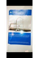 Woodbridge 3 Stage Chrome Drinking Water Filter