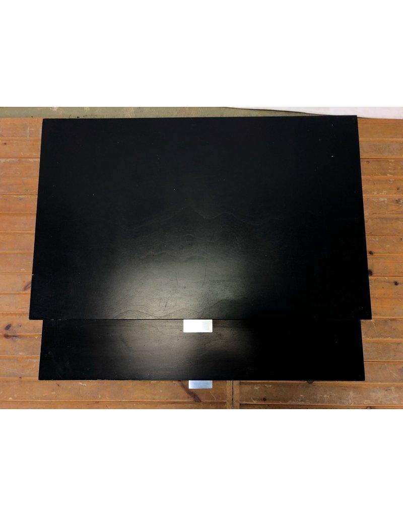 Scarborough Black Night Table