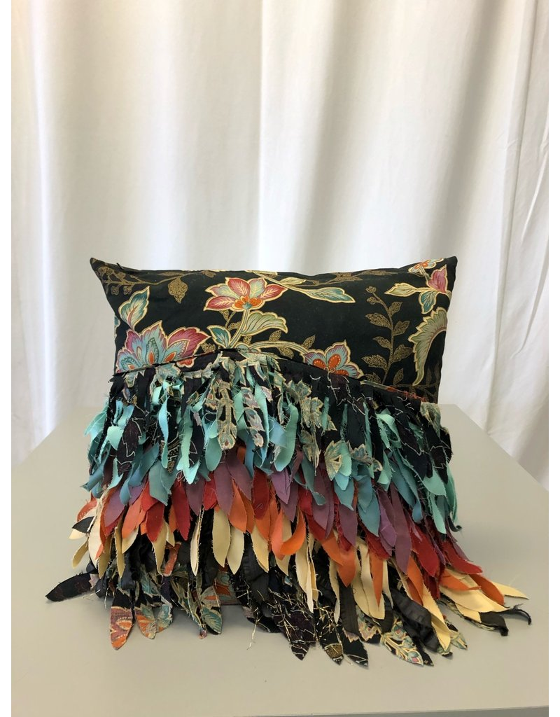 Scarborough Colorful Throw Pillow