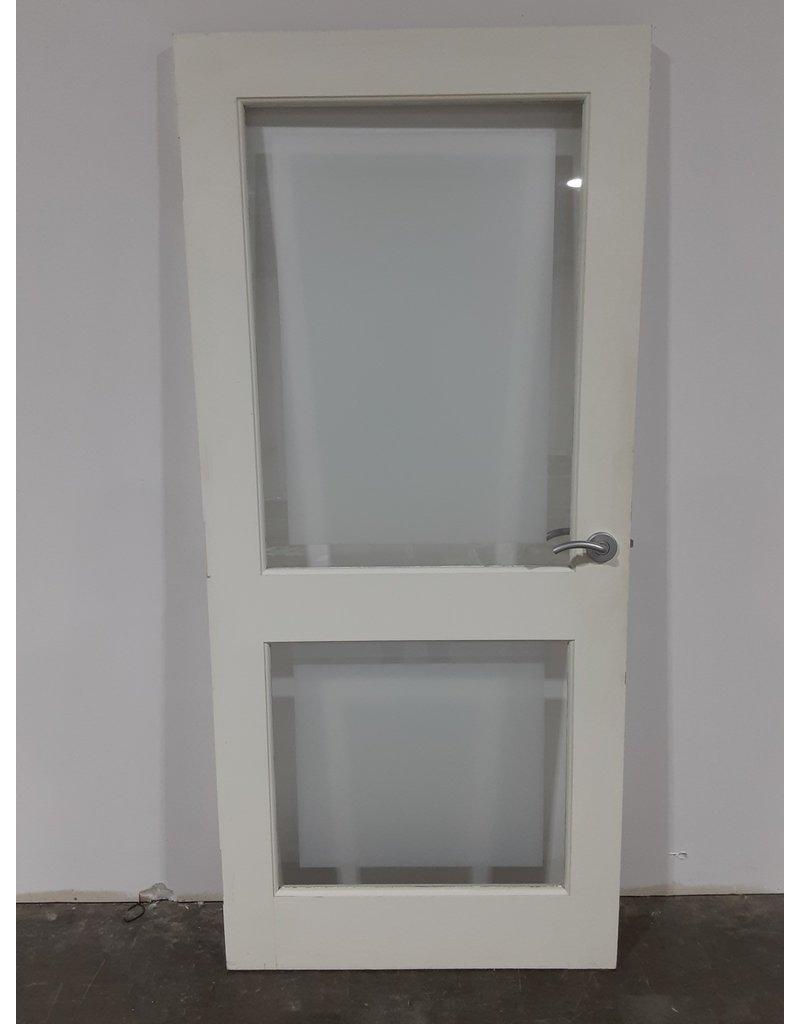 "Etobicoke Exterior Door With Glass  35-3/4"" x 79-1/4"""