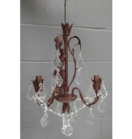 Brampton Heritage 3-Light Chandelier