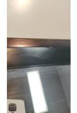 Woodbridge Black Framed Mirror 30X27 Inches