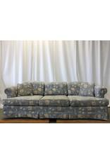 Scarborough Blue Floral Sofa