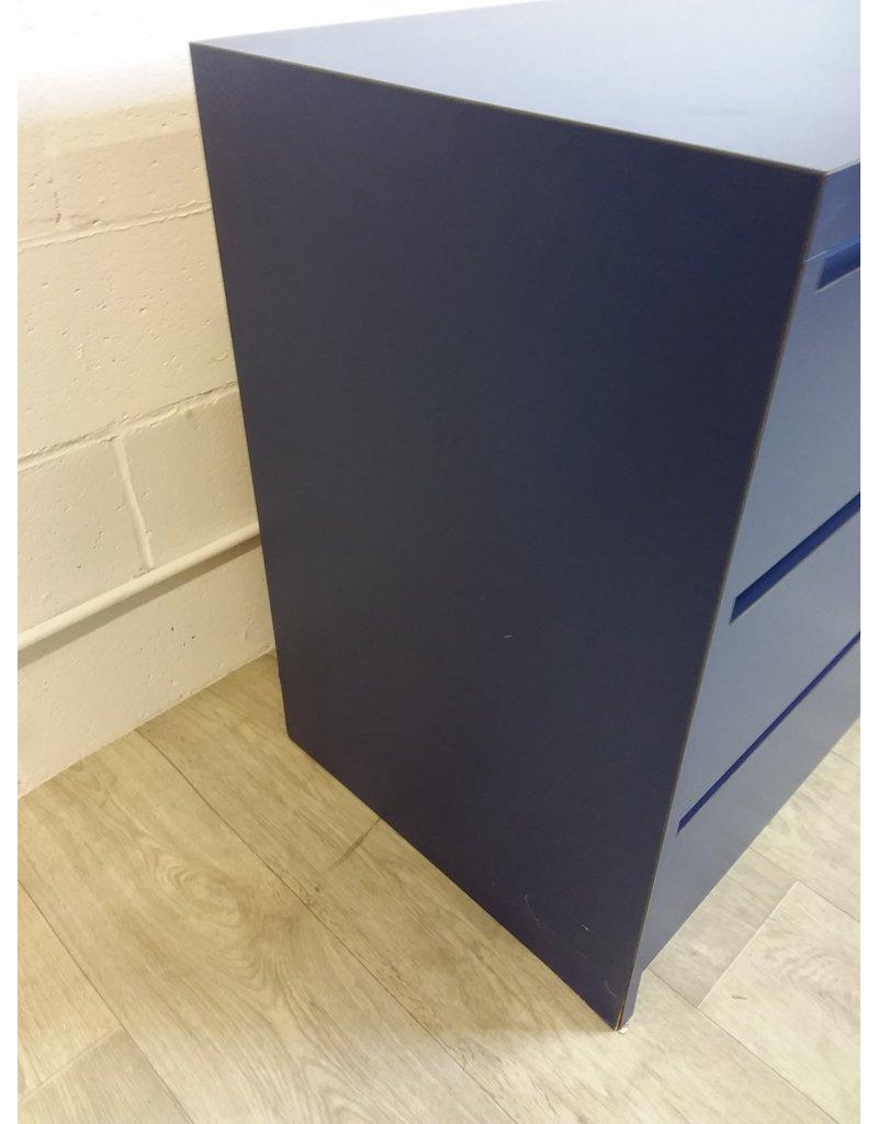 North York Blue Veneer Dresser