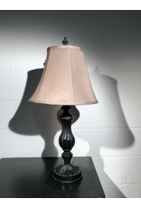 Uxbridge Dark Brown Table Lamp