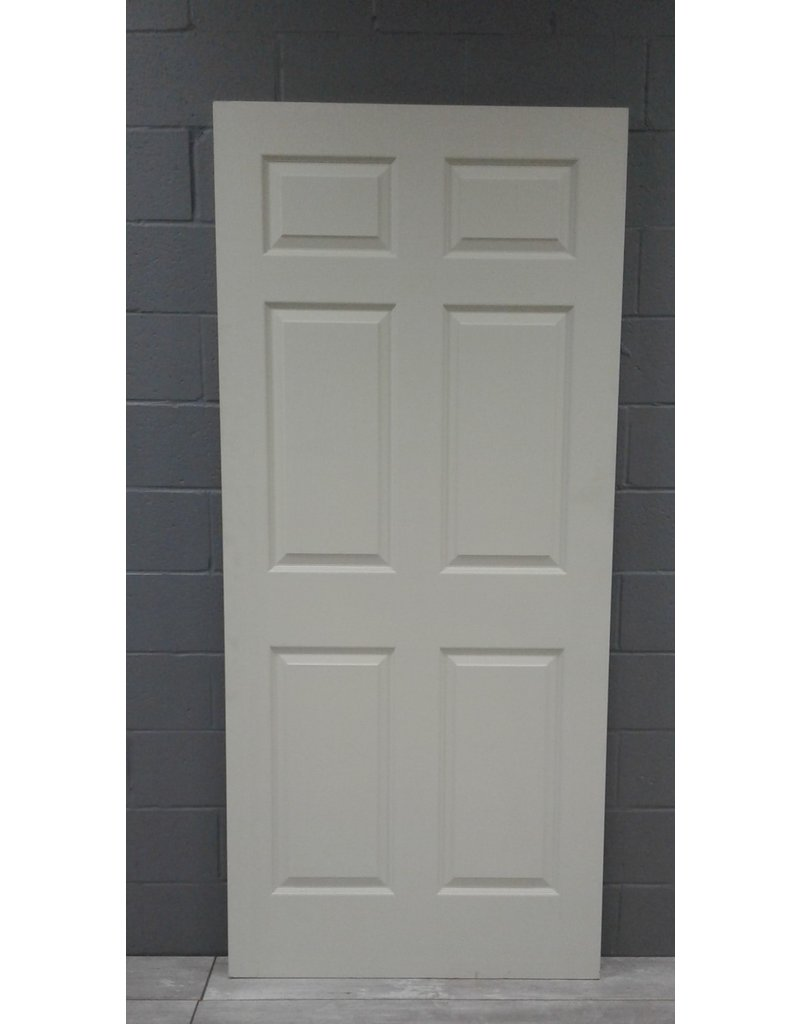 Brampton 6- Panel Hollow Core Door