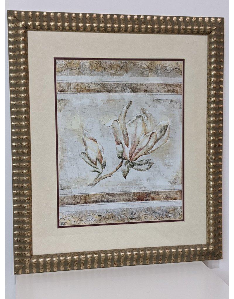 Newmarket Floral Artwork