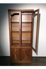 """Uxbridge 71"""" Glass Cabinet"""