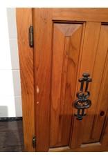 """Uxbridge 74"""" Glass Cabinet"""