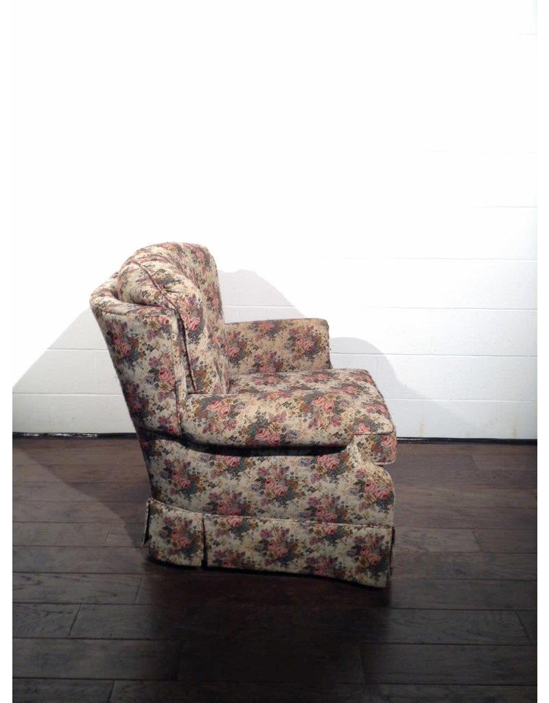 Uxbridge Floral Living Room Chair