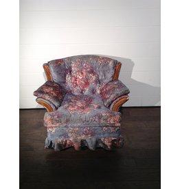 Uxbridge Floral Rocker Armchair