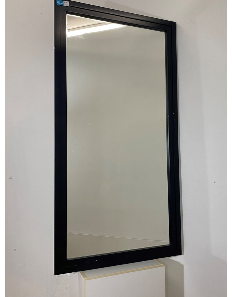 Oshawa Black Framed Mirror