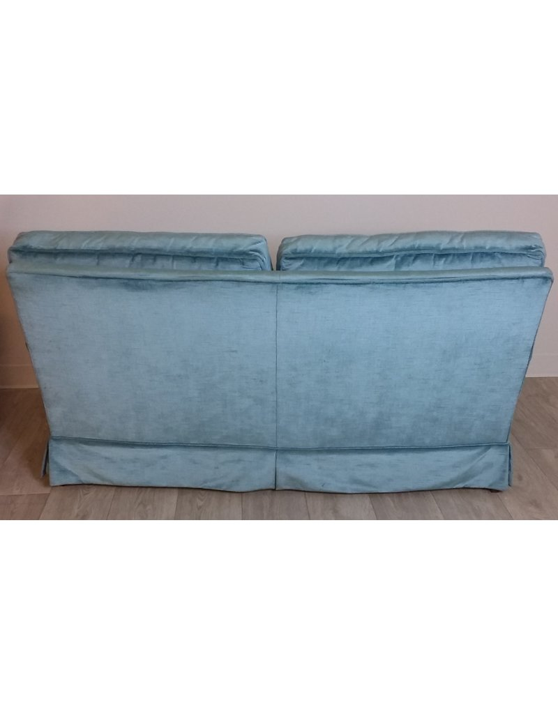Vaughan Blue - Green Sofa