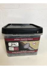 North York 2.1/2 Spiral  Framing Nail