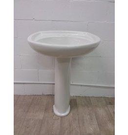 North York New American Standard Pedestal Sink