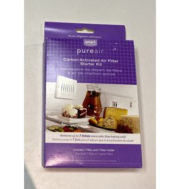Woodbridge Pure Air Carbon-Activated Air Filter Starter Kit